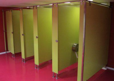 cabinas sanitarias