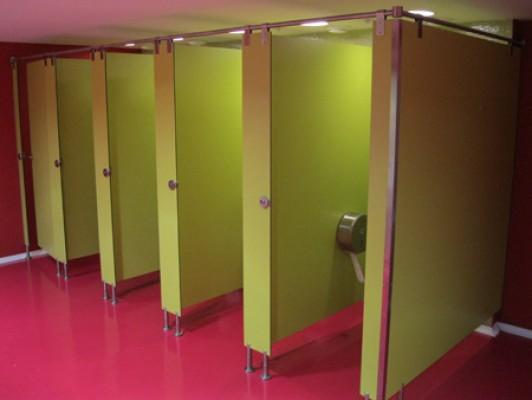 de cabinas sanitarias