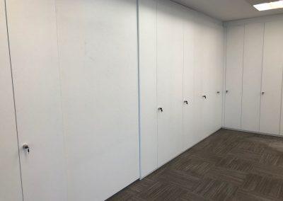 mamparas de oficina en Madrid