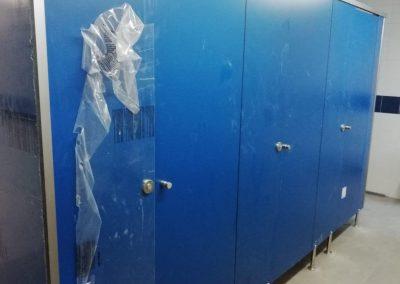 cabinas sanitarias en la Comunidad de Madrid