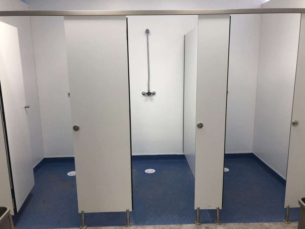 cabinas sanitarias en Madrid