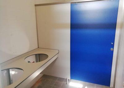 Cabinas sanitarias en Castilla La Mancha